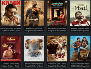 How to Download Telugu HD Movies in Mobile & Laptop