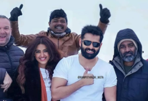 Telugu Red Movie Cast and Crew