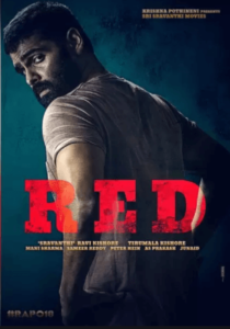 Red Ram Pothineni