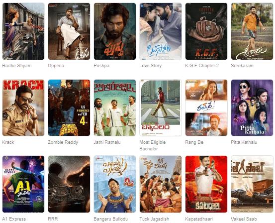 2021 All Upcoming Telugu Movies