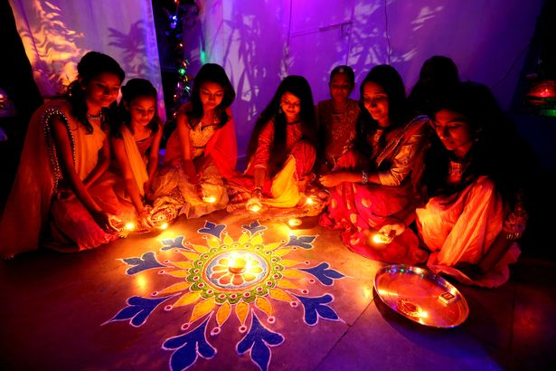DIWALI- THE FESTIVAL OF LIGHTS