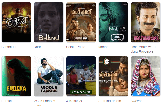 Best Site to Download Tollywood Movies in HD 2021