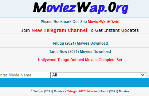 Moviezwap Telugu Films 2021