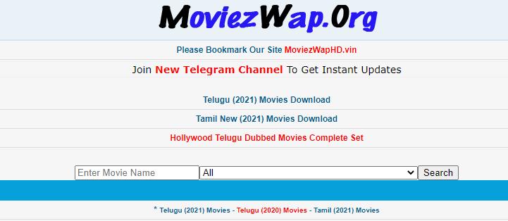 Moviezwap Telugu Films 2021