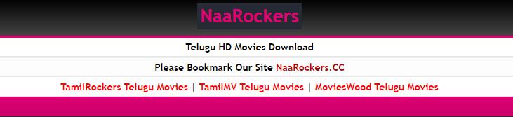 NaaRockers Telugu Movies 2021 Download