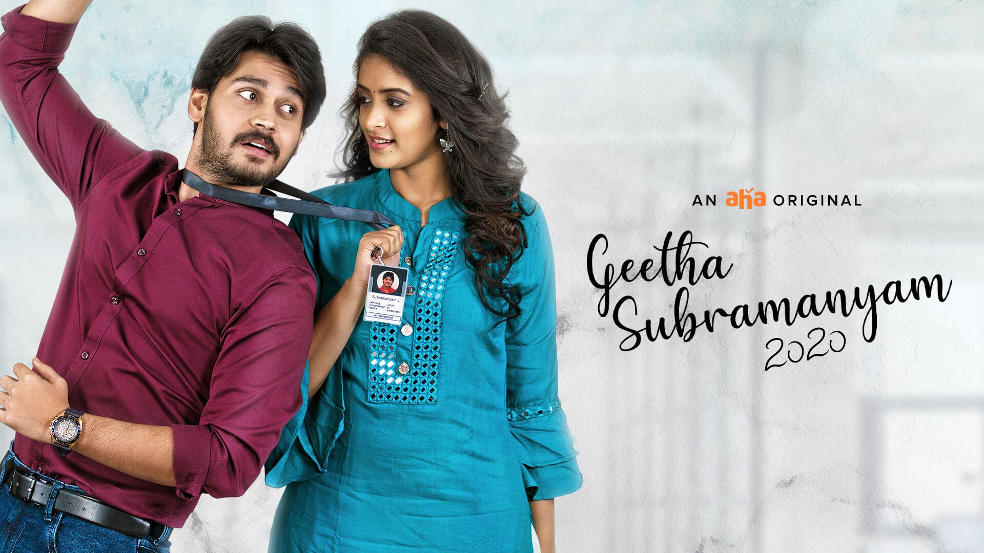 Top 10 Telugu Web Series