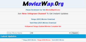 Moviezwap Telugu 2021 Movies Download HD