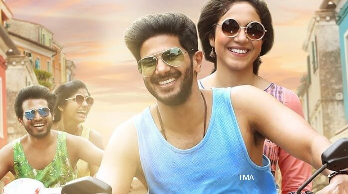 Dulquer Salmaan Telugu movies list