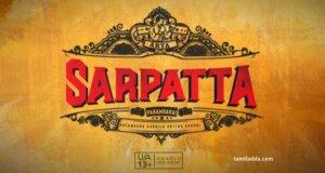 Sarpatta parampara Download Movierulz