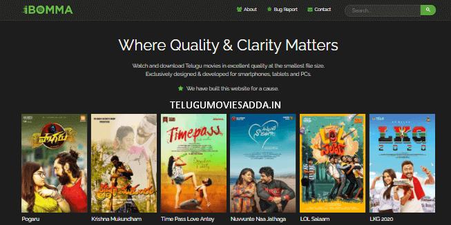 iBomma Telugu Movies